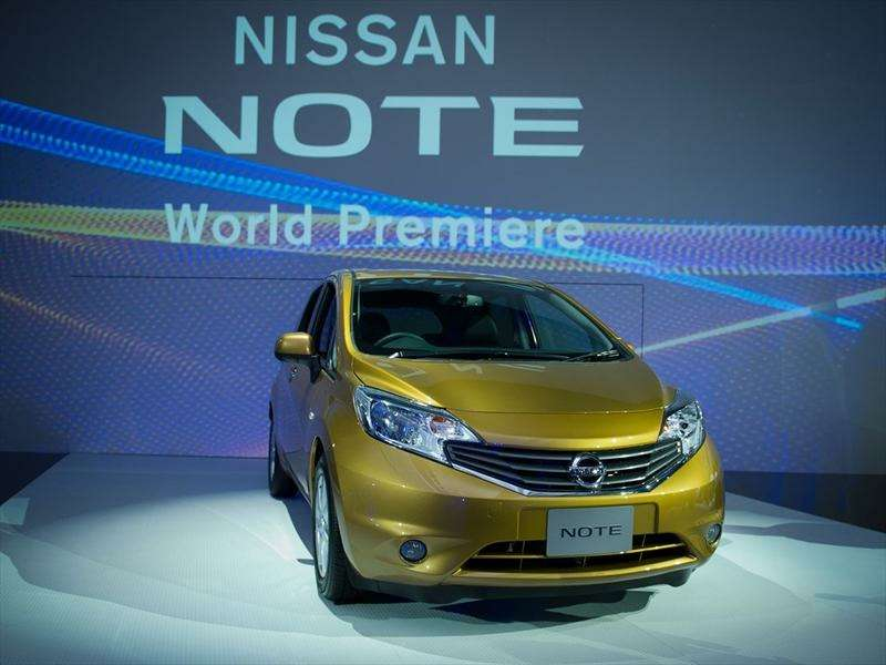 no copyright Nissan Note 2013