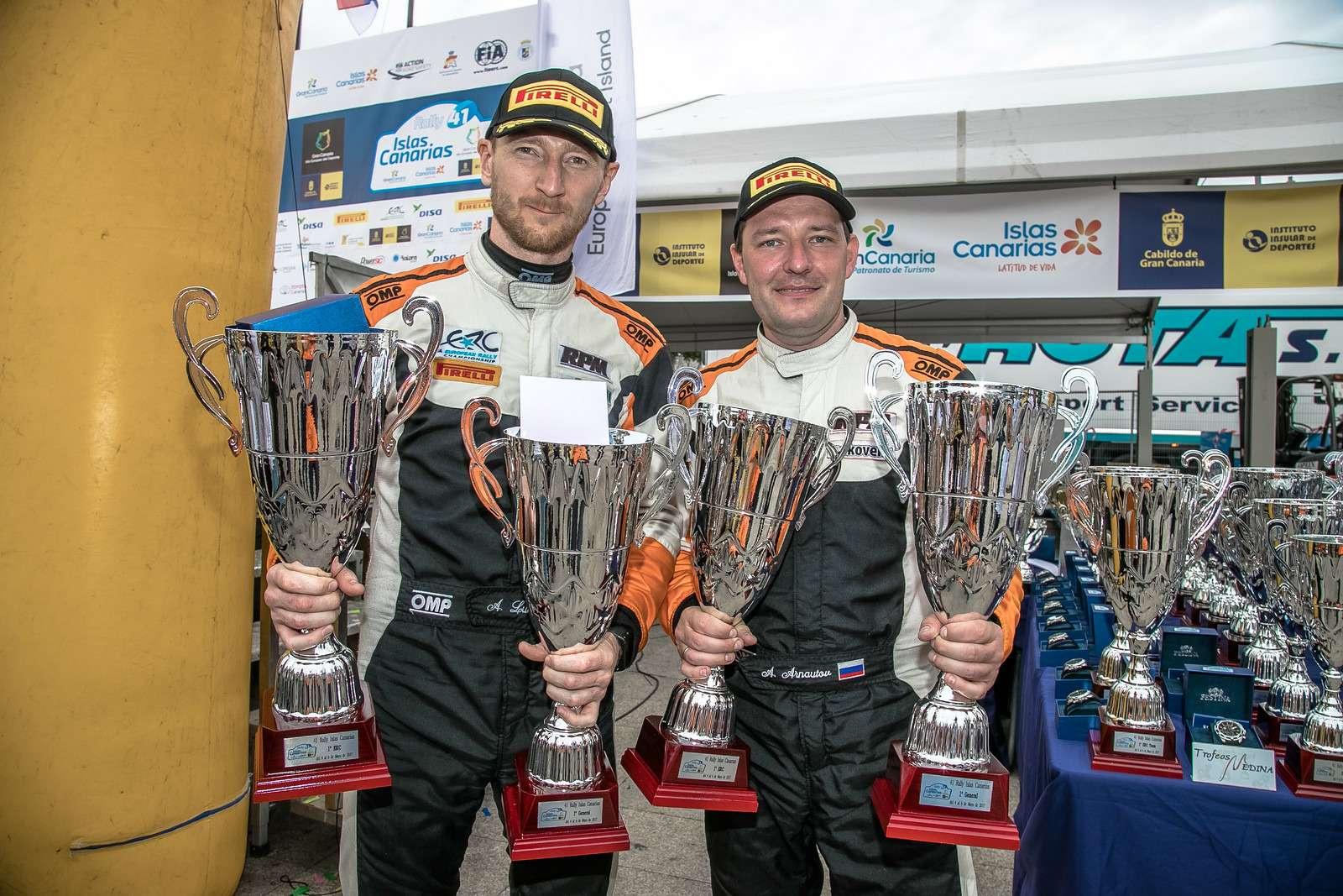 Алексей Лукьянюк, Алексей Арнаутов, FIA ERC, Ford Fiesta