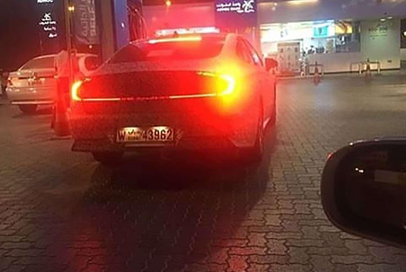 Новая Hyundai Sonata: первые фото— фото 943202