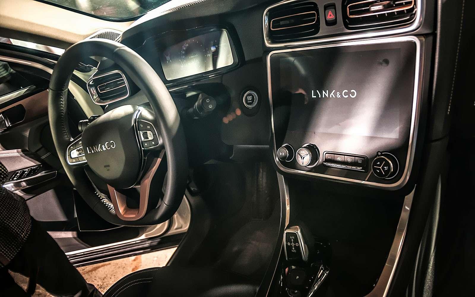 Новый Tiggo 5, будущая Camry идругие: онлайн-трансляция сШанхайского автосалона— фото 739348