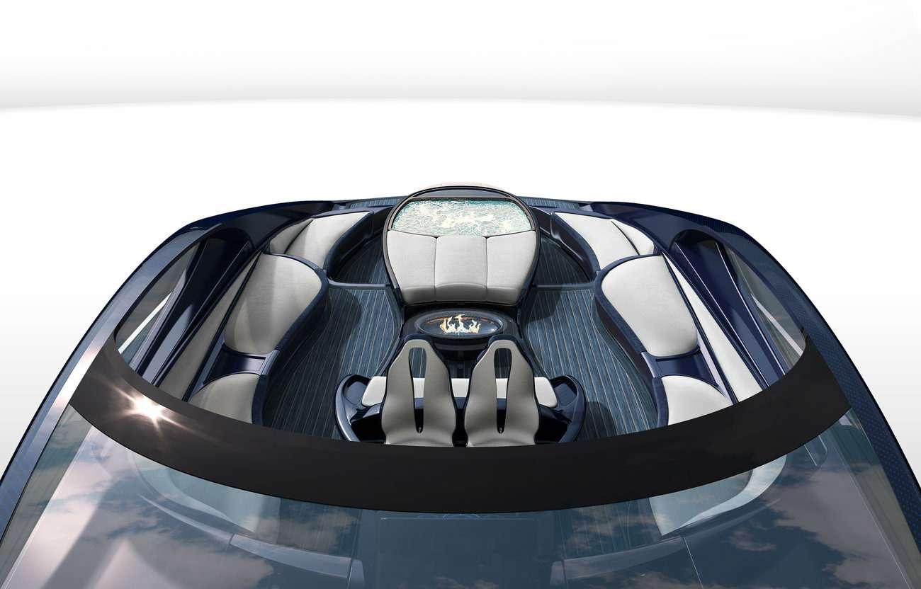 Наволне Широна: подмаркой Bugatti теперь можно купить яхту— фото 720161