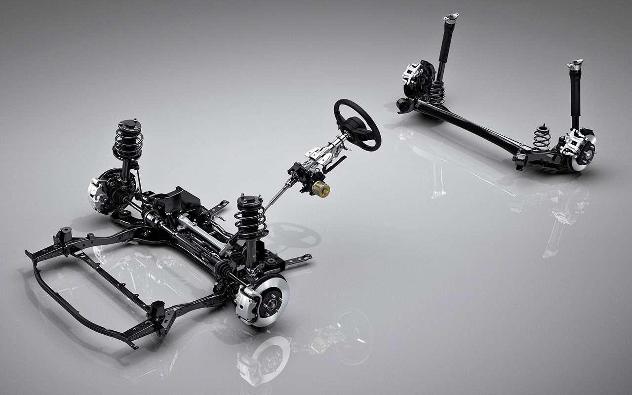 Новая Mazda 3: как японцы скрестили бензиновый мотор сдизельным— фото 934466