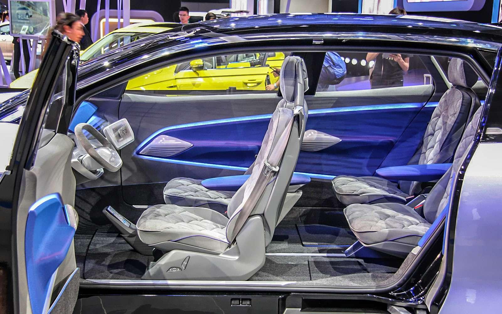 Новый Tiggo 5, будущая Camry идругие: онлайн-трансляция сШанхайского автосалона— фото 739212