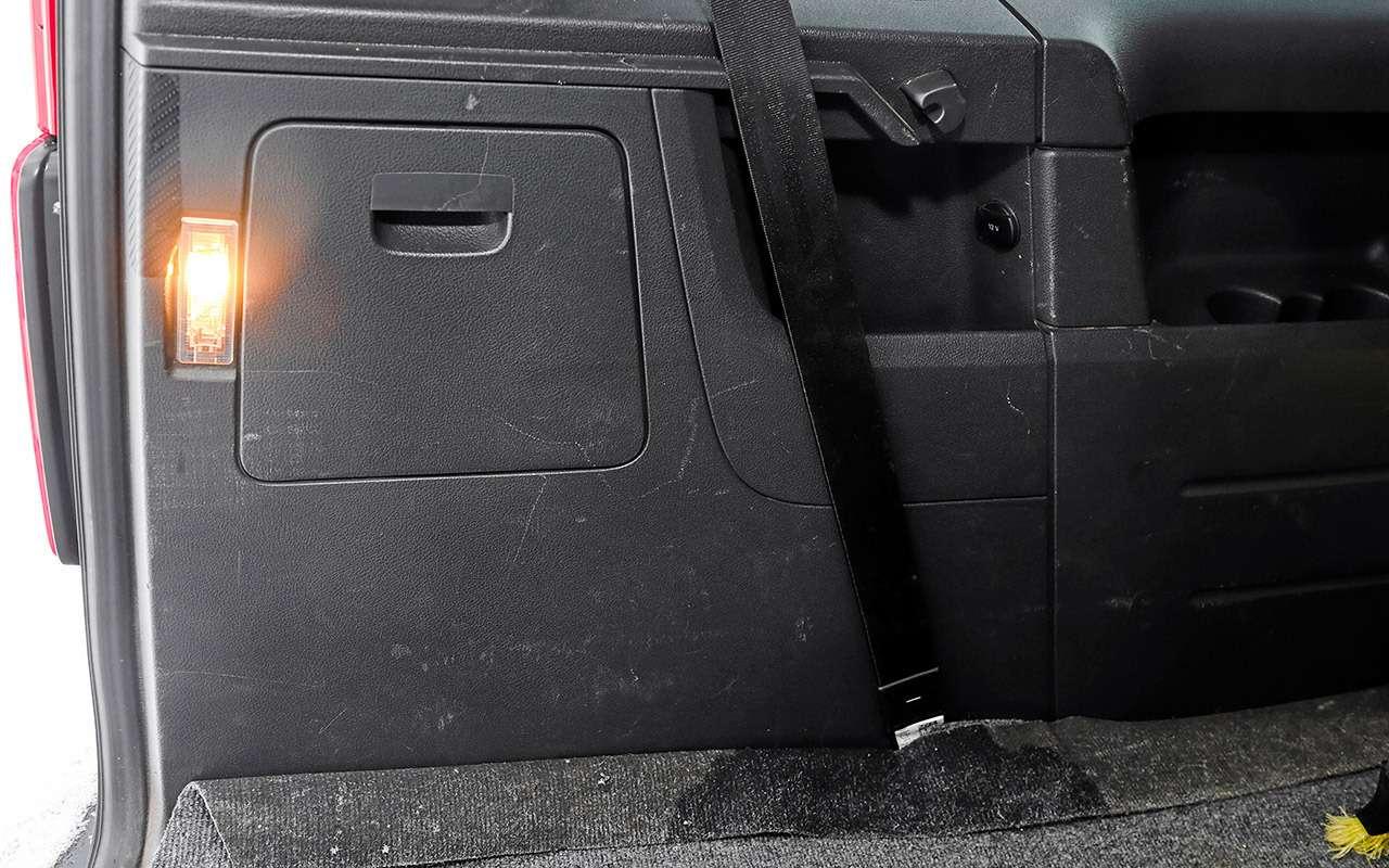 Volkswagen Caddy Maxi: как здоровье после 125 тыс. км— фото 944331