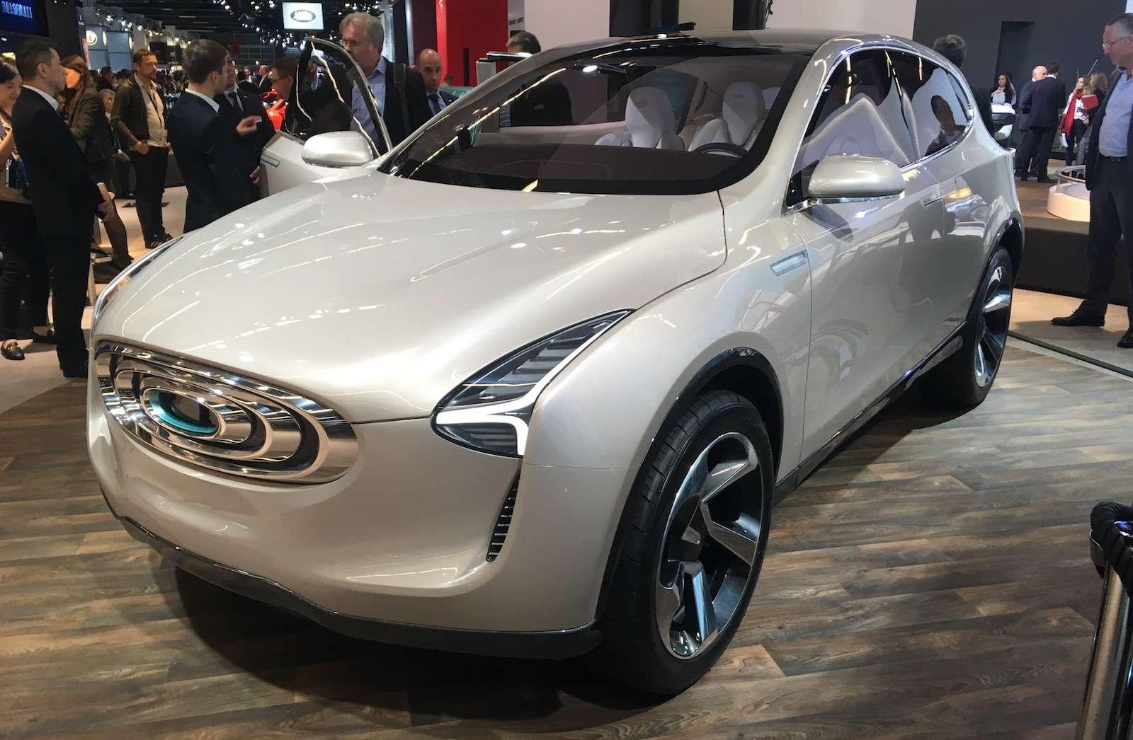Электрошок: как жить без дизельных ибензиновых машин?— фото 794853