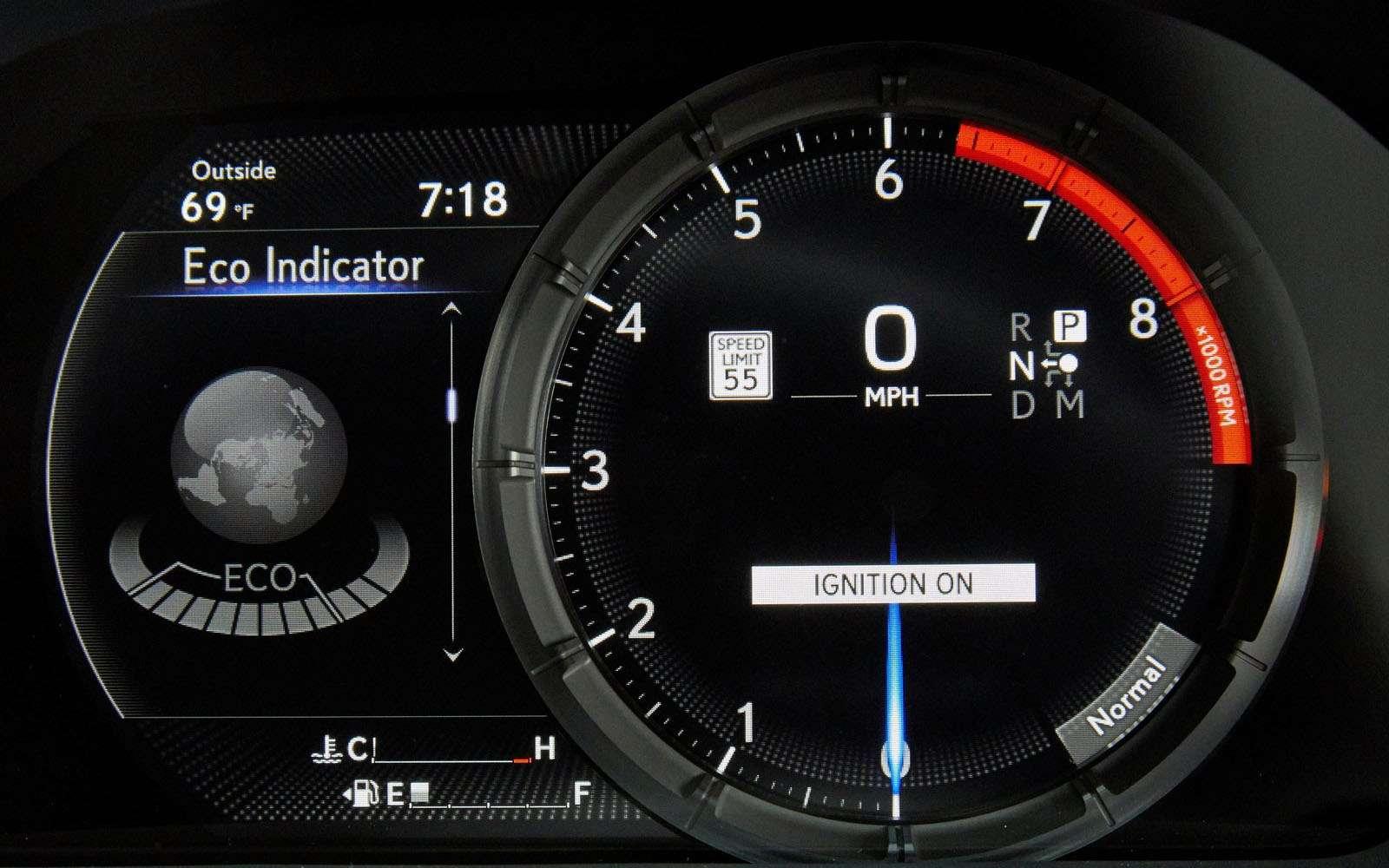 Lexus подготовил свой ответ «шестисотому»— фото 800920