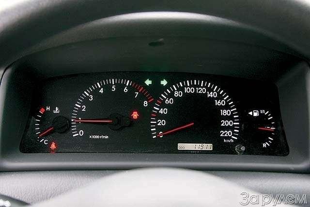 Toyota Corolla изтрейд-ин. Вечный двигатель— фото 62812