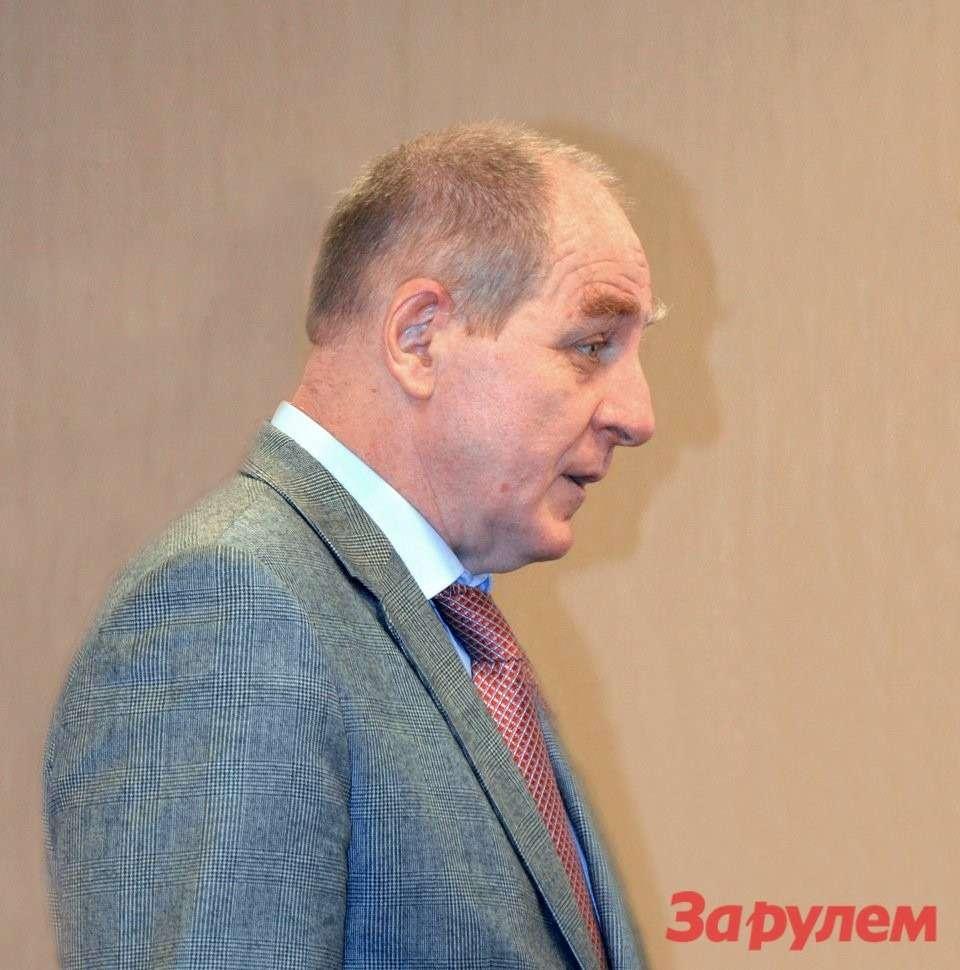 Александр Смеляков, ФТС