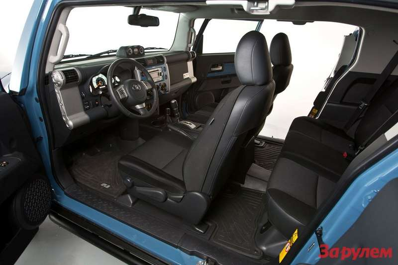 Toyota FJCruiser Trail Teams Ultimate Edition