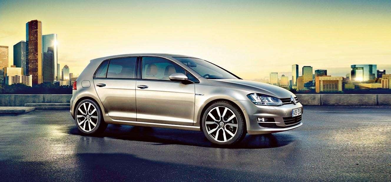 Dasneue Volkswagen Sondermodell Golf Edition