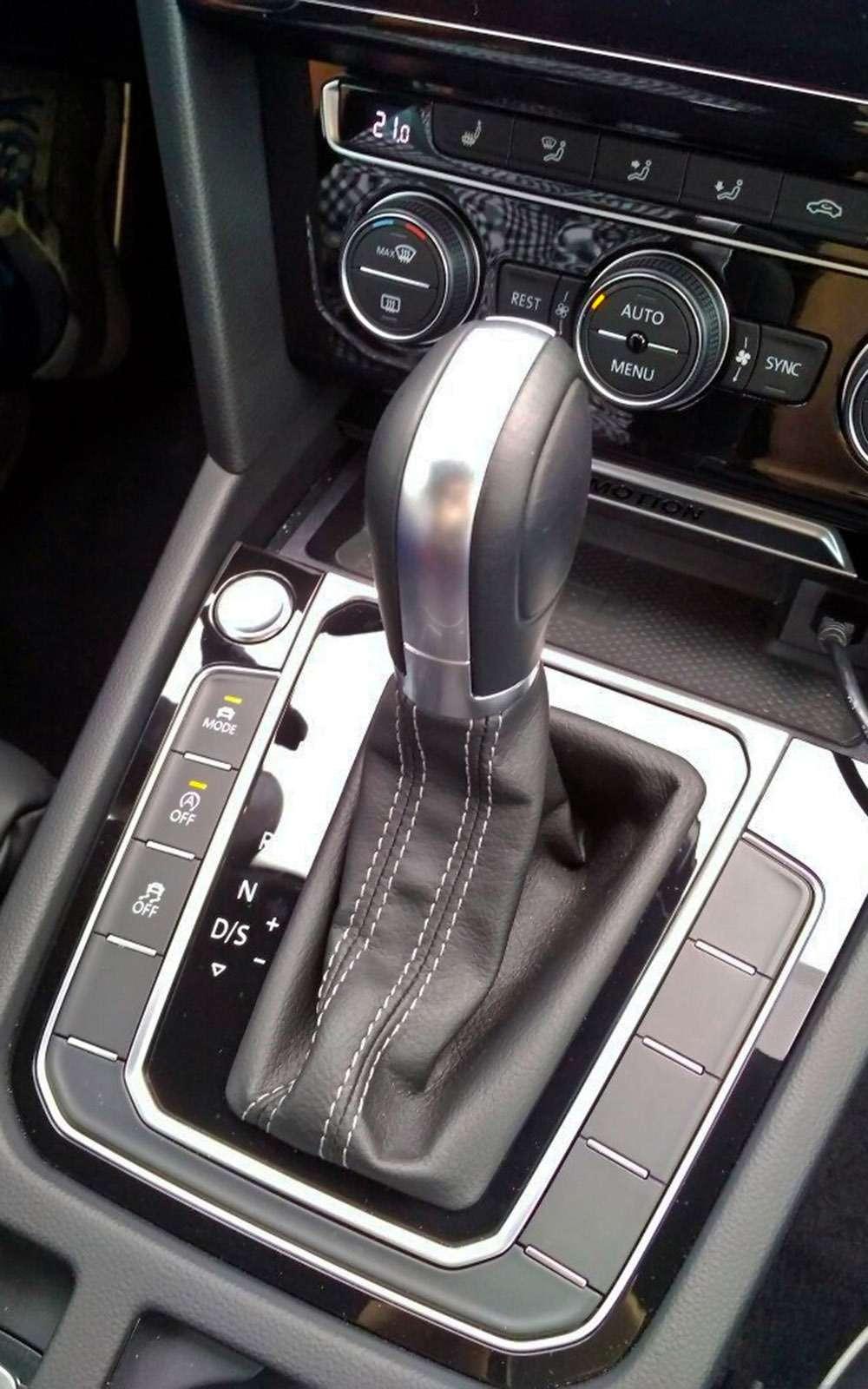 Volkswagen Arteon— первый тест-драйв— фото 768784