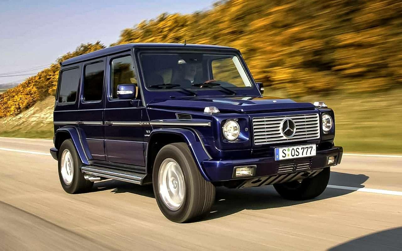 Mercedes-Benz 500GE