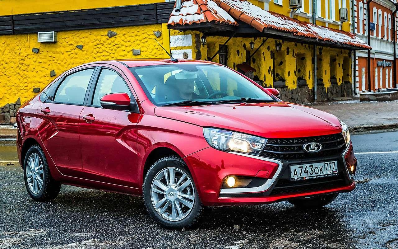 Лада, Hyundai или Kia: что насамом деле дешевле обходится?— фото 986298