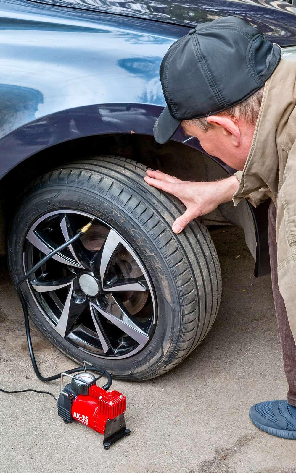 Ремонтируем проколотую шину—  тест 16ремкомплектов исоветы ЗР— фото 771846