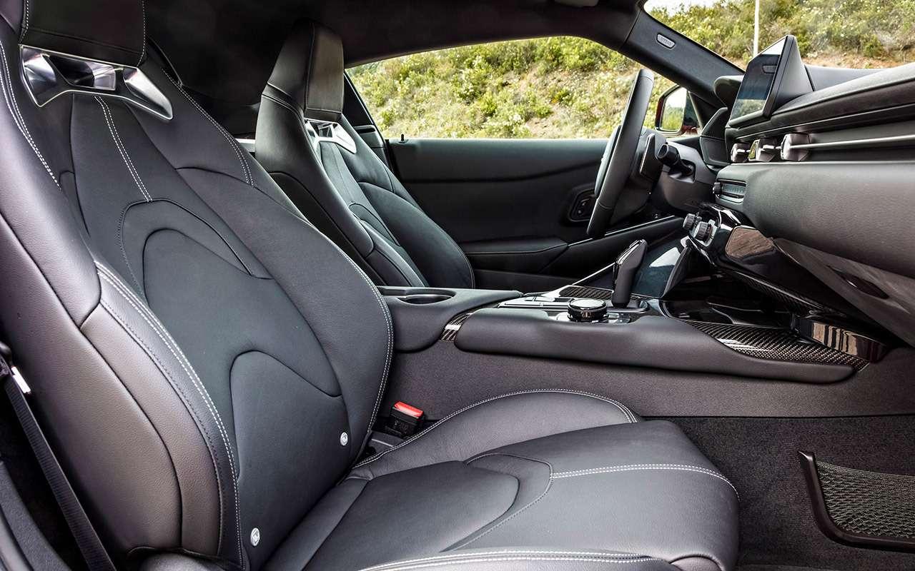 Новая модель Toyota: эксклюзивный тест-драйв— фото 982404