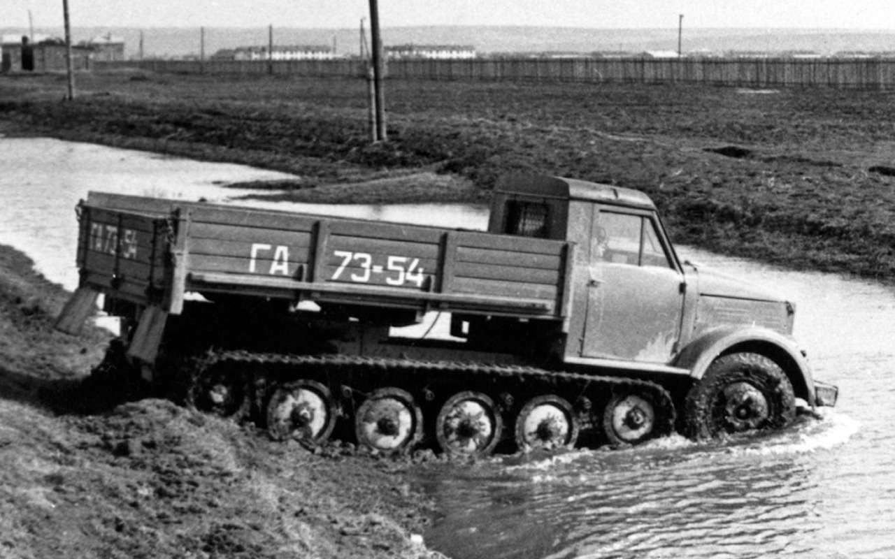 Самый популярный грузовик СССР— такого ГАЗ-51вы невидели— фото 961762