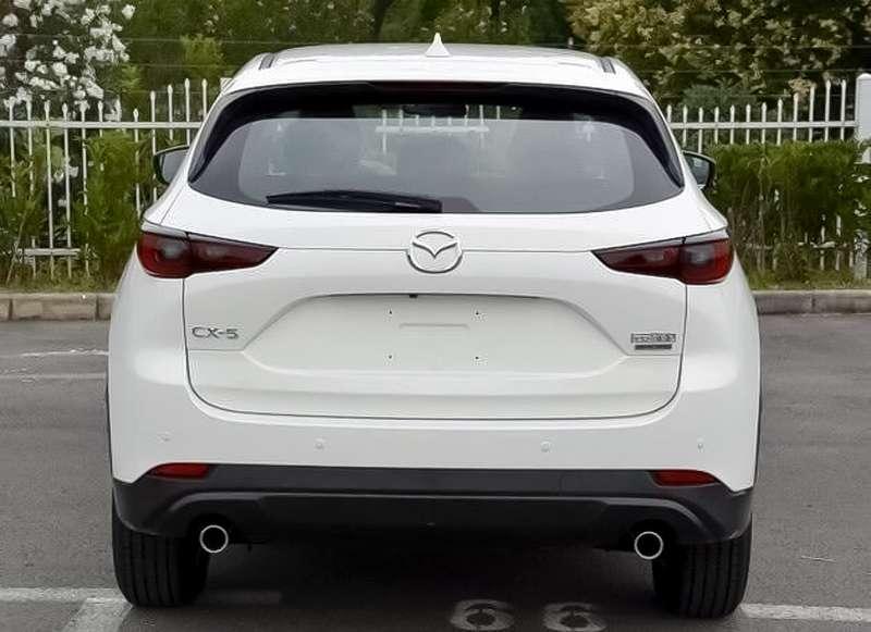 Вместо нового поколения Mazda готовит рестайлинг CX-5
