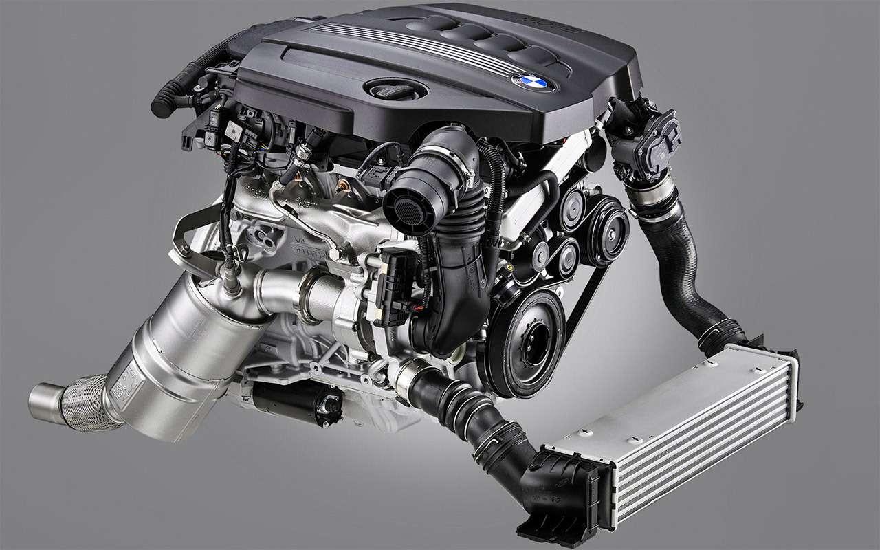 BMW5‑й серии (F10): полный список проблем— фото 1180712