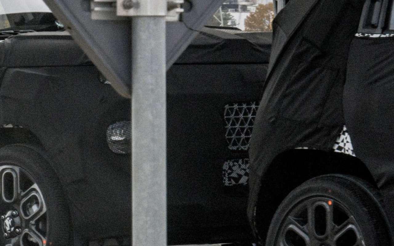 Hyundai тестирует загадочный крохотный кроссовер— фото 1201041