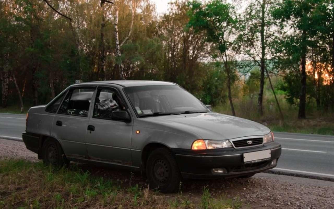 10 авто с пробегом, которые сгниют за пару сезонов — фото 1167727