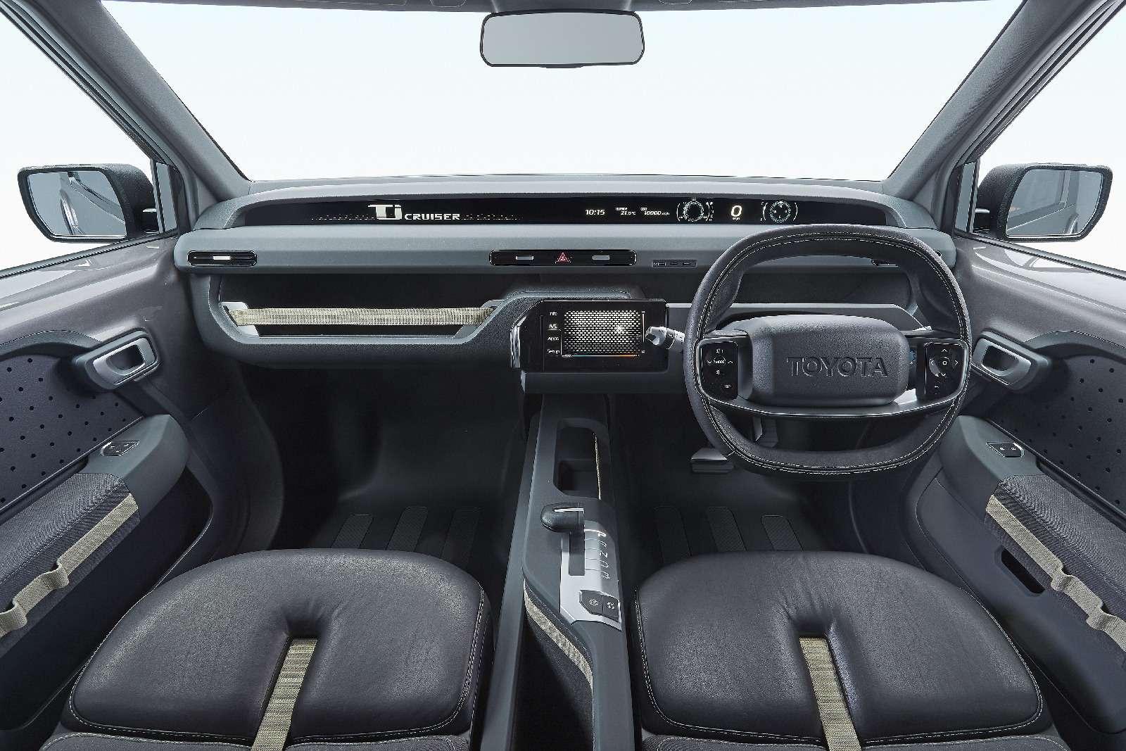 Toyota придумала свою «буханку»— внедорожник скрестили сминивэном— фото 802327