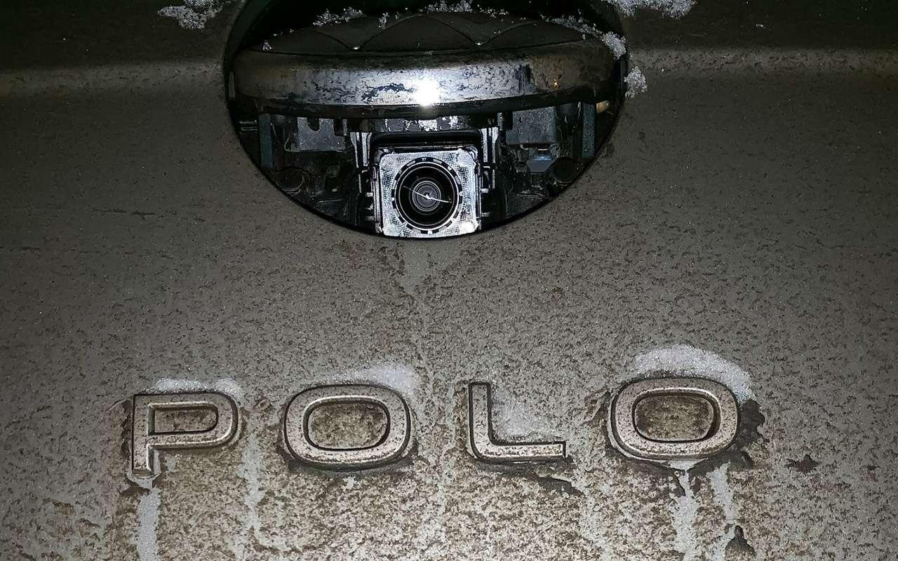 VWPolo 2020с турбо иDSG: итоги первой зимы— фото 1235995