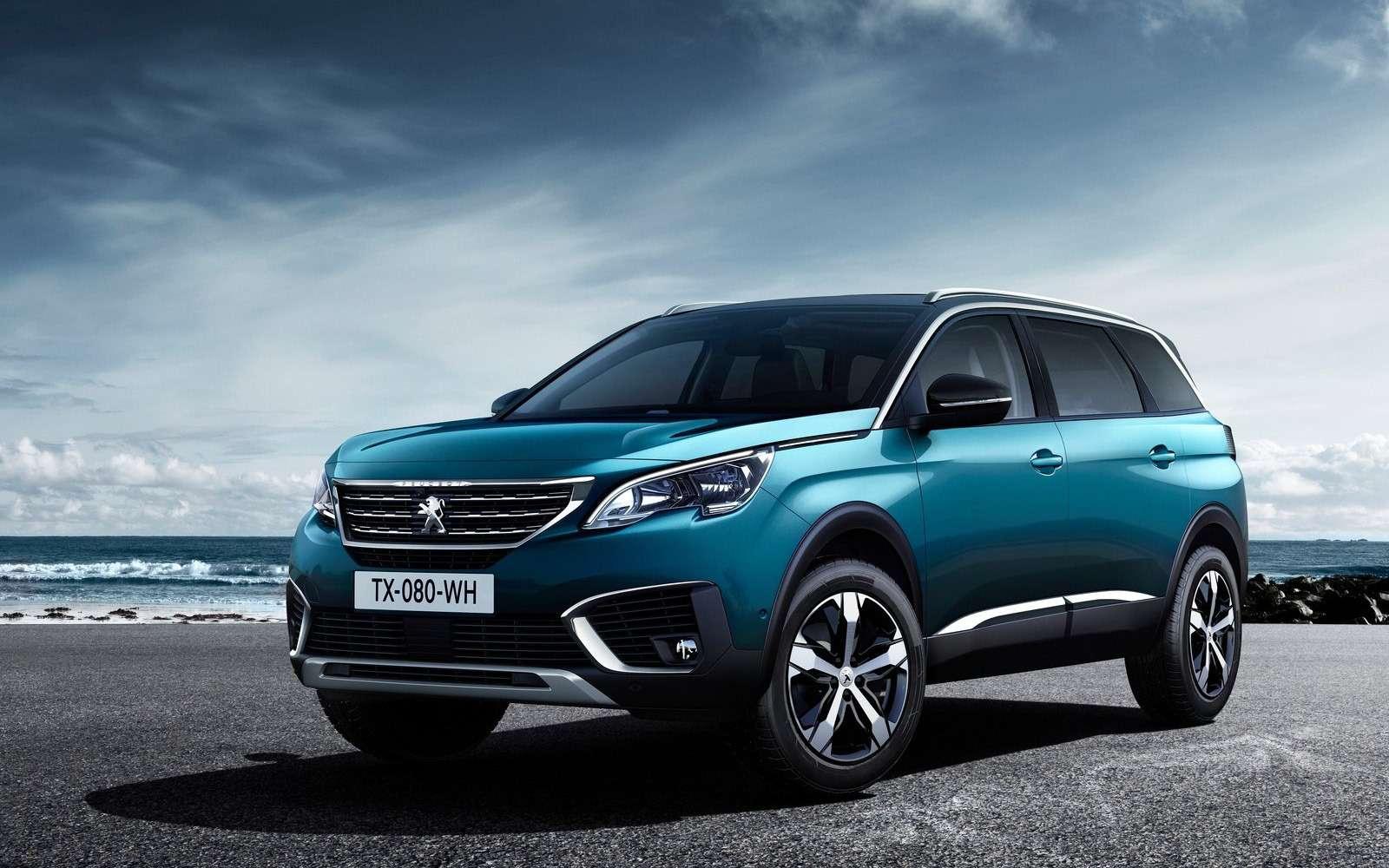 Peugeot привезет вРоссию большой кроссовер. Осталось узнать цены— фото 821991