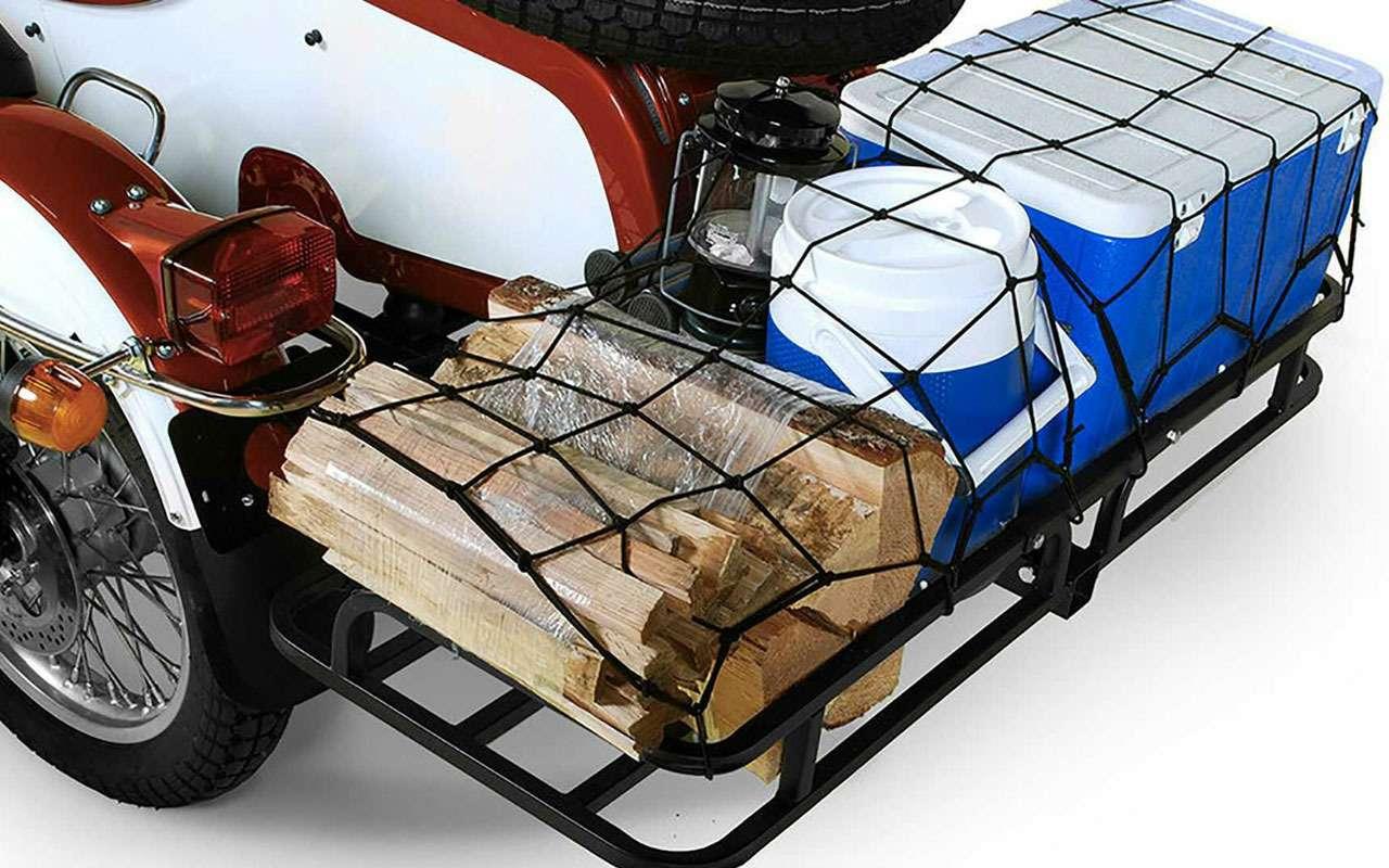 Новый мотоцикл Урал - специально для выходных - фото 1168218