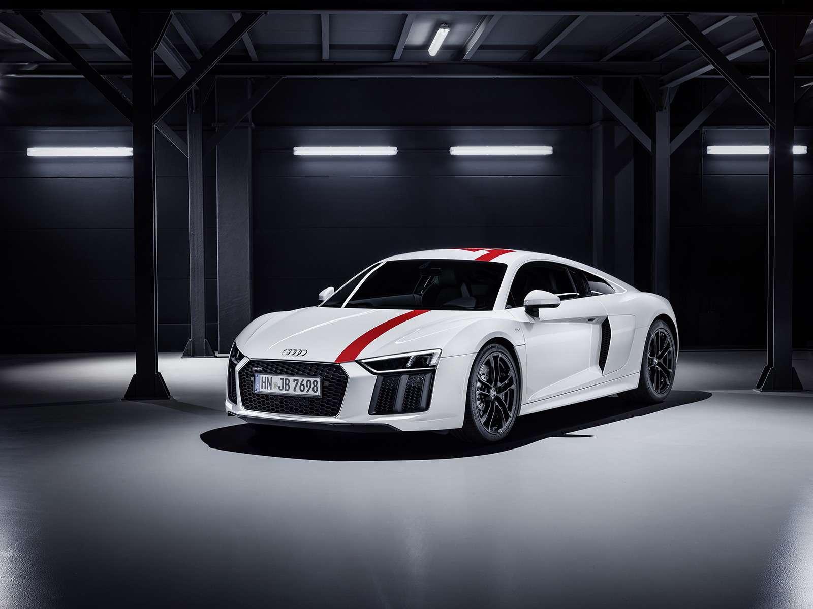 Audi показала свою первую заднеприводную модель— фото 793561