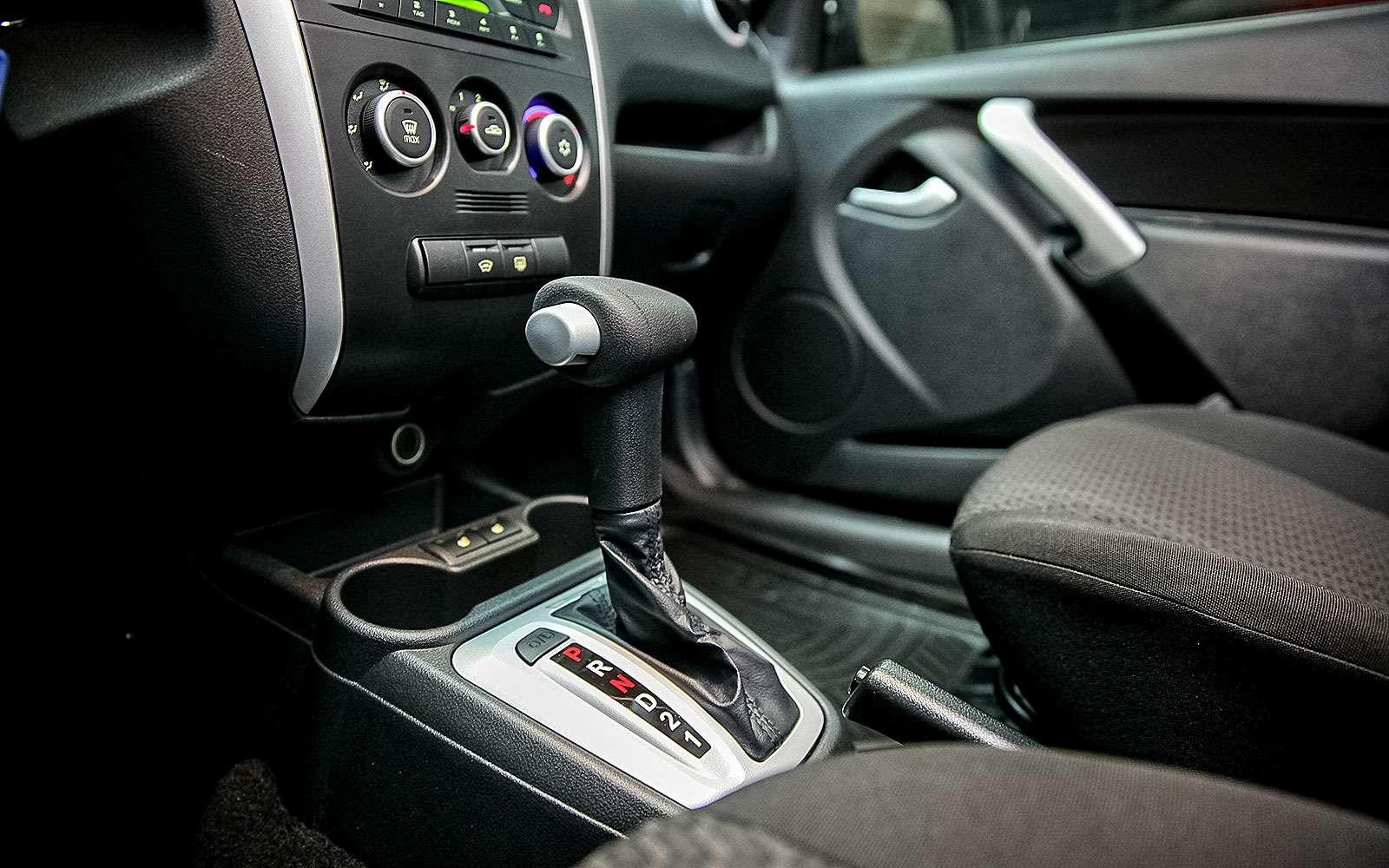 Datsun on-Do савтоматом