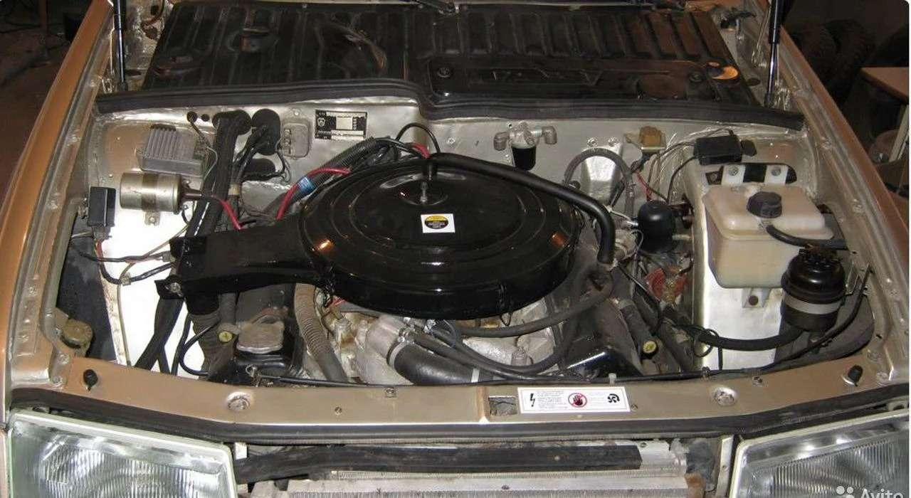 В продаже появилась редчайшая полноприводная Волга смотором V8— фото 1230023