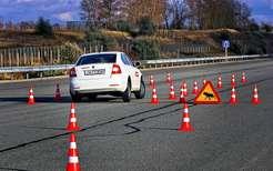 курсы контраварийного вождения