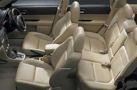 Subaru обновляет Forester— фото 103052