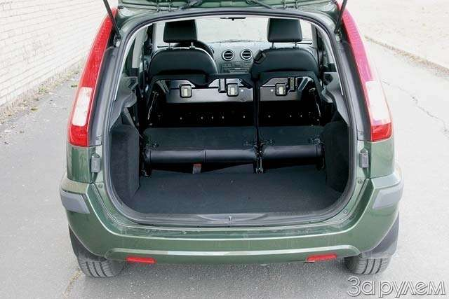 Тест-драйв Ford Fusion, Nissan Note. НОТКА ПРЕВОСХОДСТВА