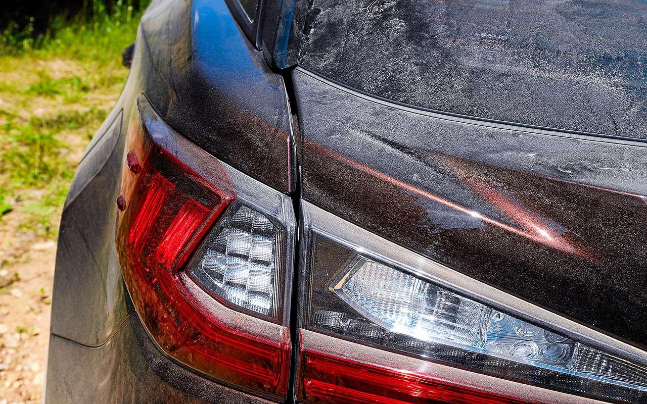 Новый VWTouareg, Land Rover Discovery иLexus RX350: большой тест-драйв— фото 899465