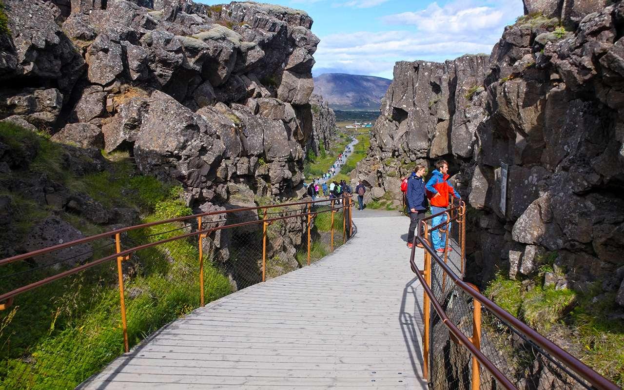 Путешествие мечты: наNissan X-Trail поИсландии— фото 828155