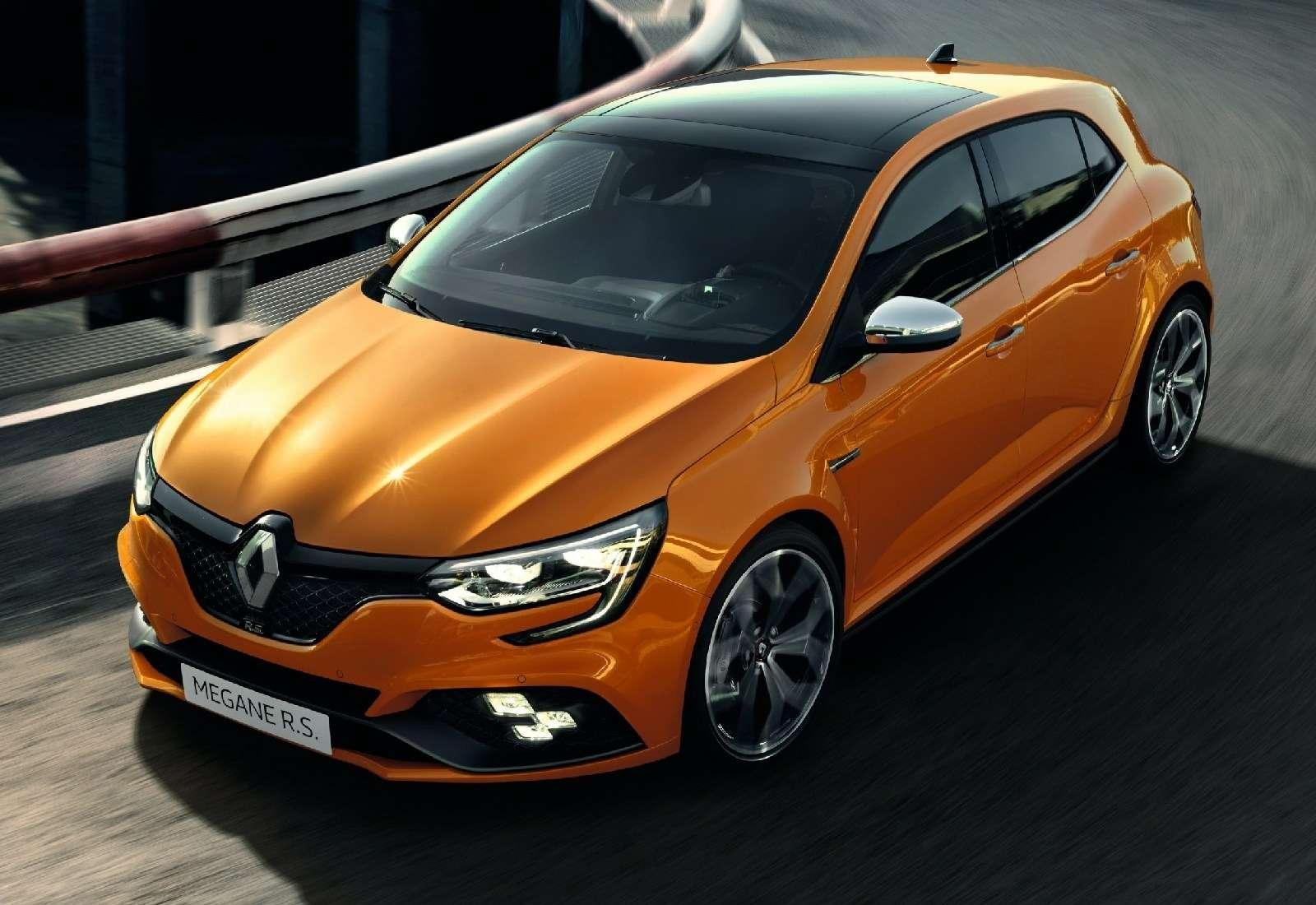 Renault Megane RS: хот-хэтч cдвигателем отспорткара— фото 793717