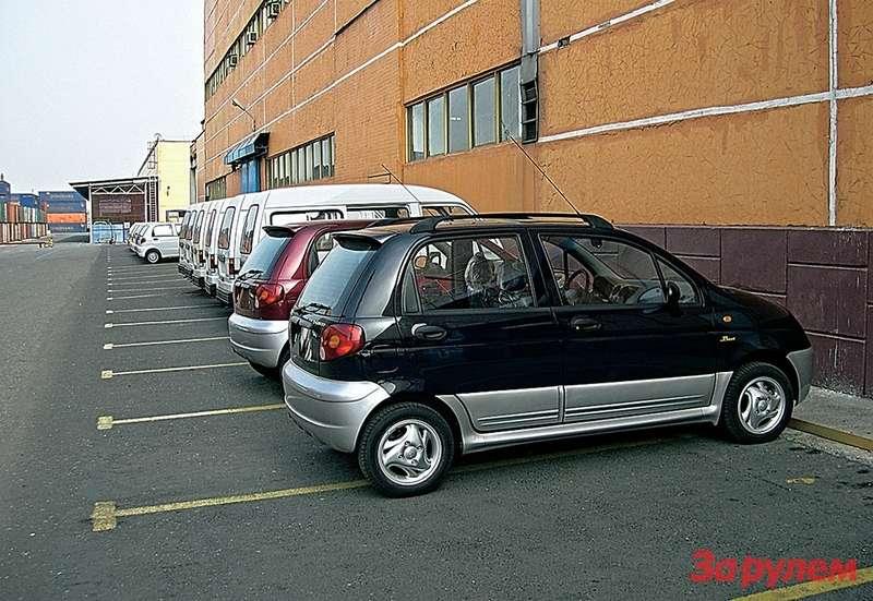 Выставка достижений местной автомобильной промышленности.