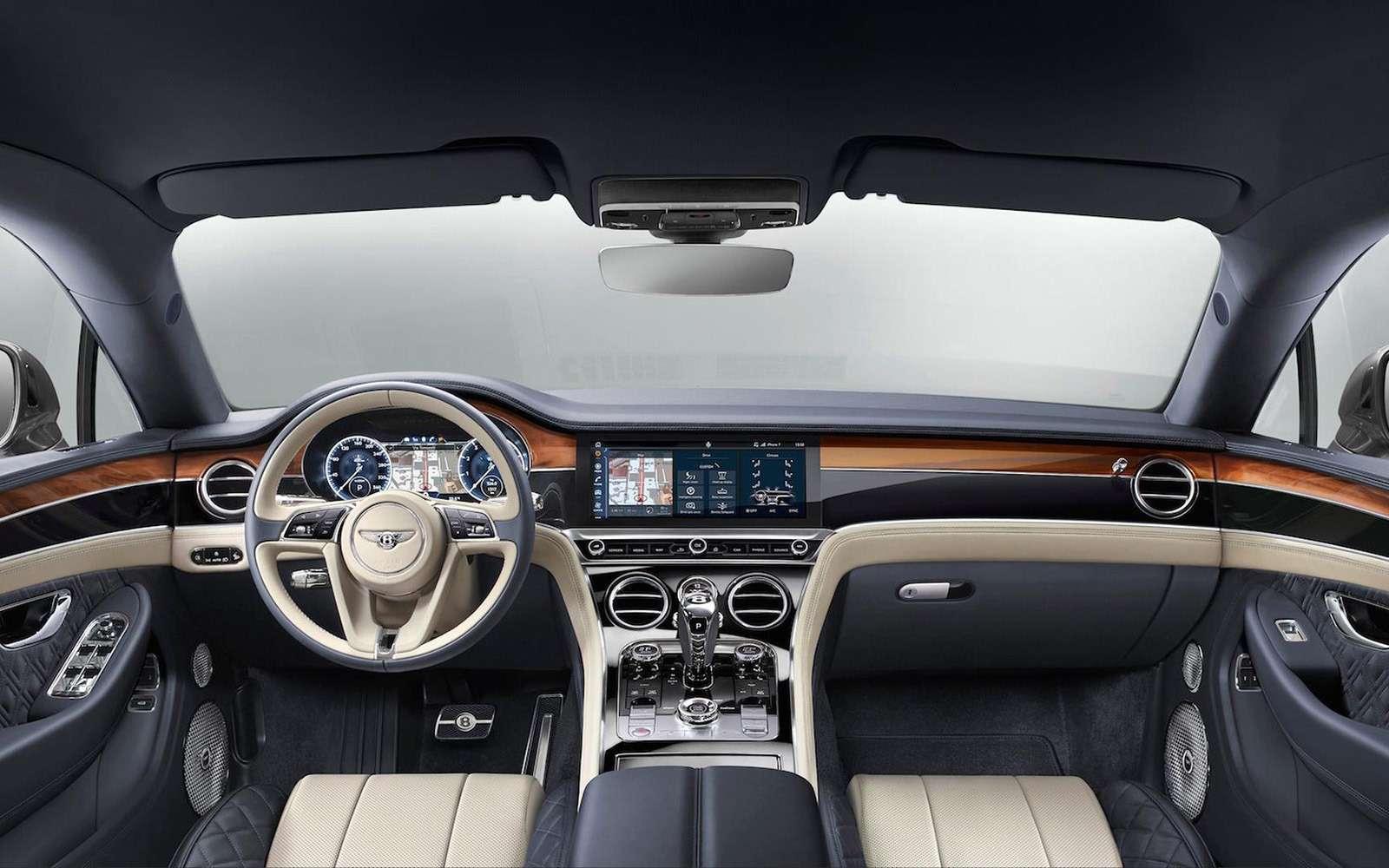 Новый Bentley Continental GT: двухдверная Panamera по-британски— фото 789204
