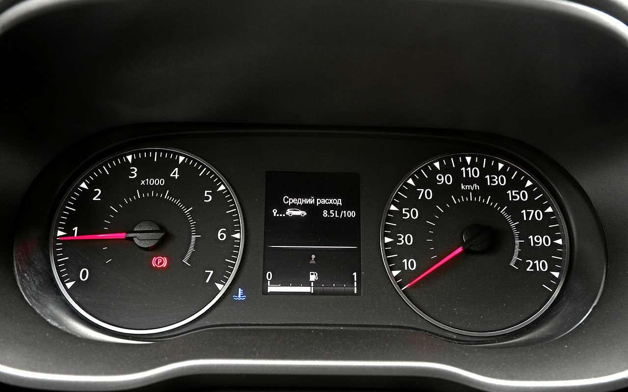 Renault Duster или Hyundai Creta: какой кроссовер подходит именно вам?— фото 1254873