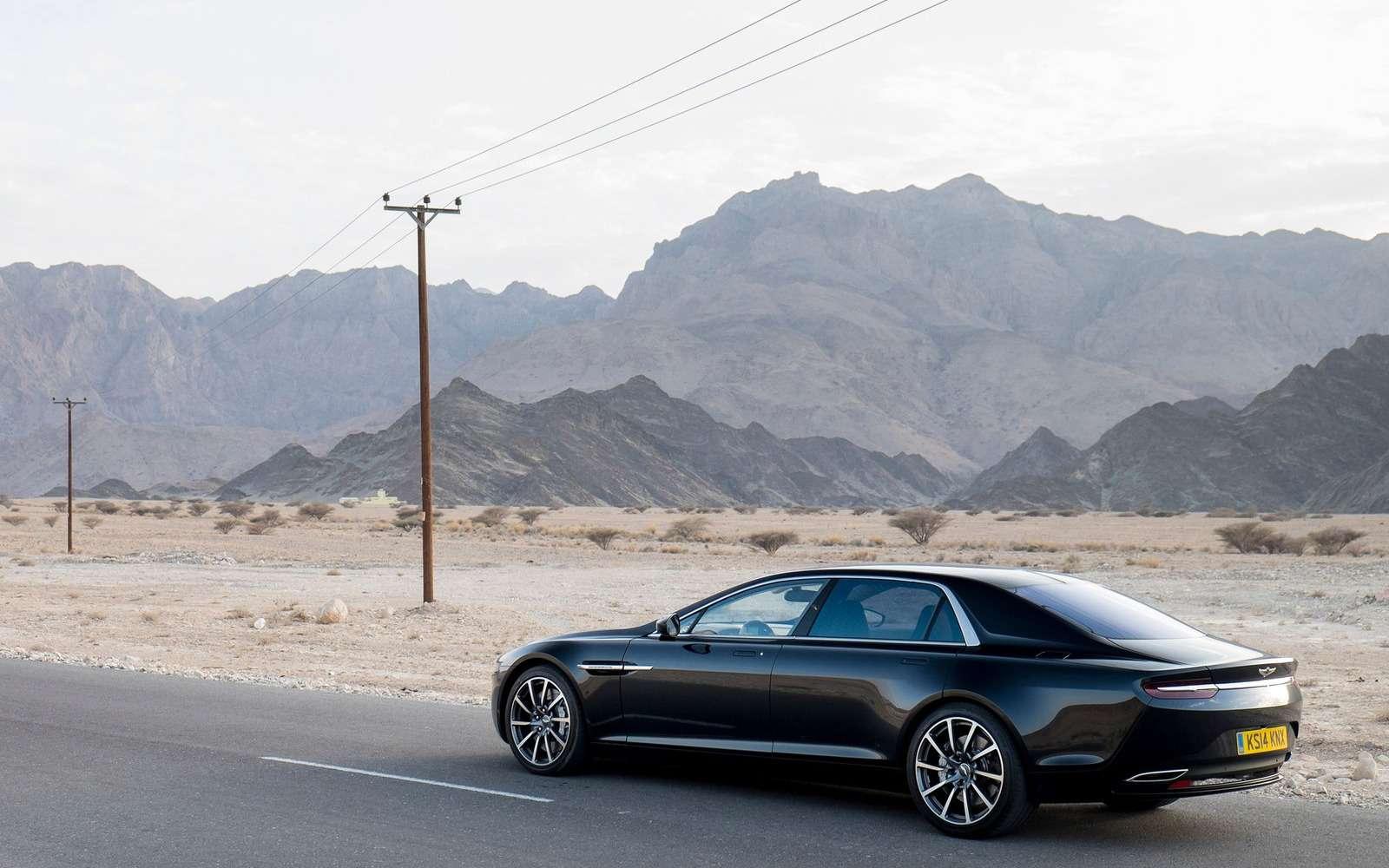 6 роскошнейших серийных автомобилей вмире— фото 802134
