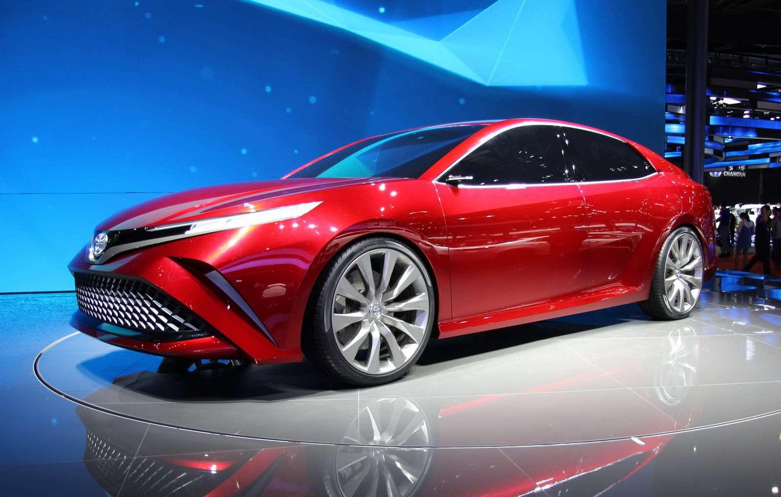 Новый Tiggo 5, будущая Camry идругие: онлайн-трансляция сШанхайского автосалона— фото 739769