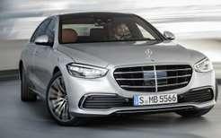 Новая необычная модель Mercedes: первое фото