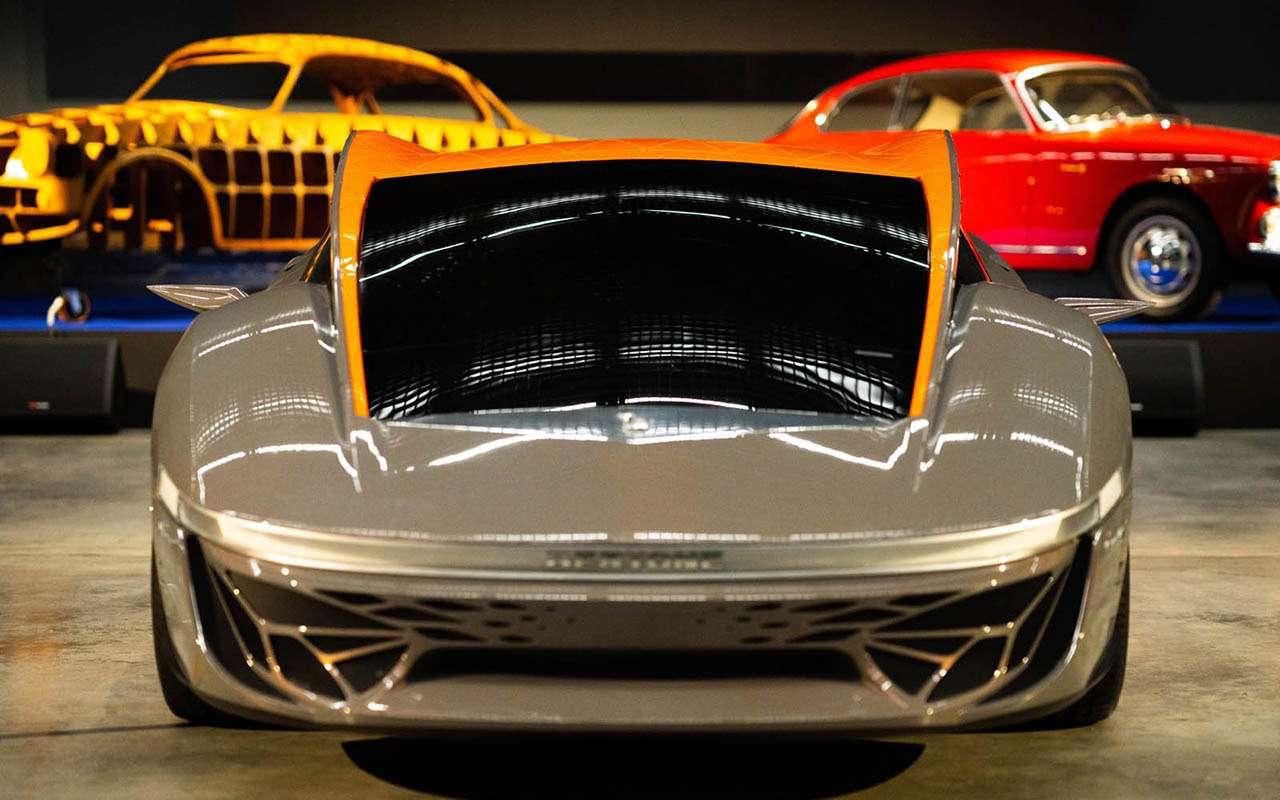 Автомобили Нуччо Бертоне выставили вмузее ГОНа— фото 1269194