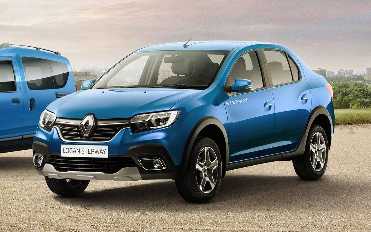 Renault за900000 рублей— какой лучше?— фото 957134