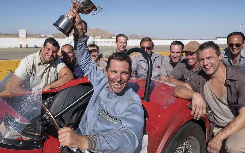 «Ford против Ferrari» получил два «Оскара»