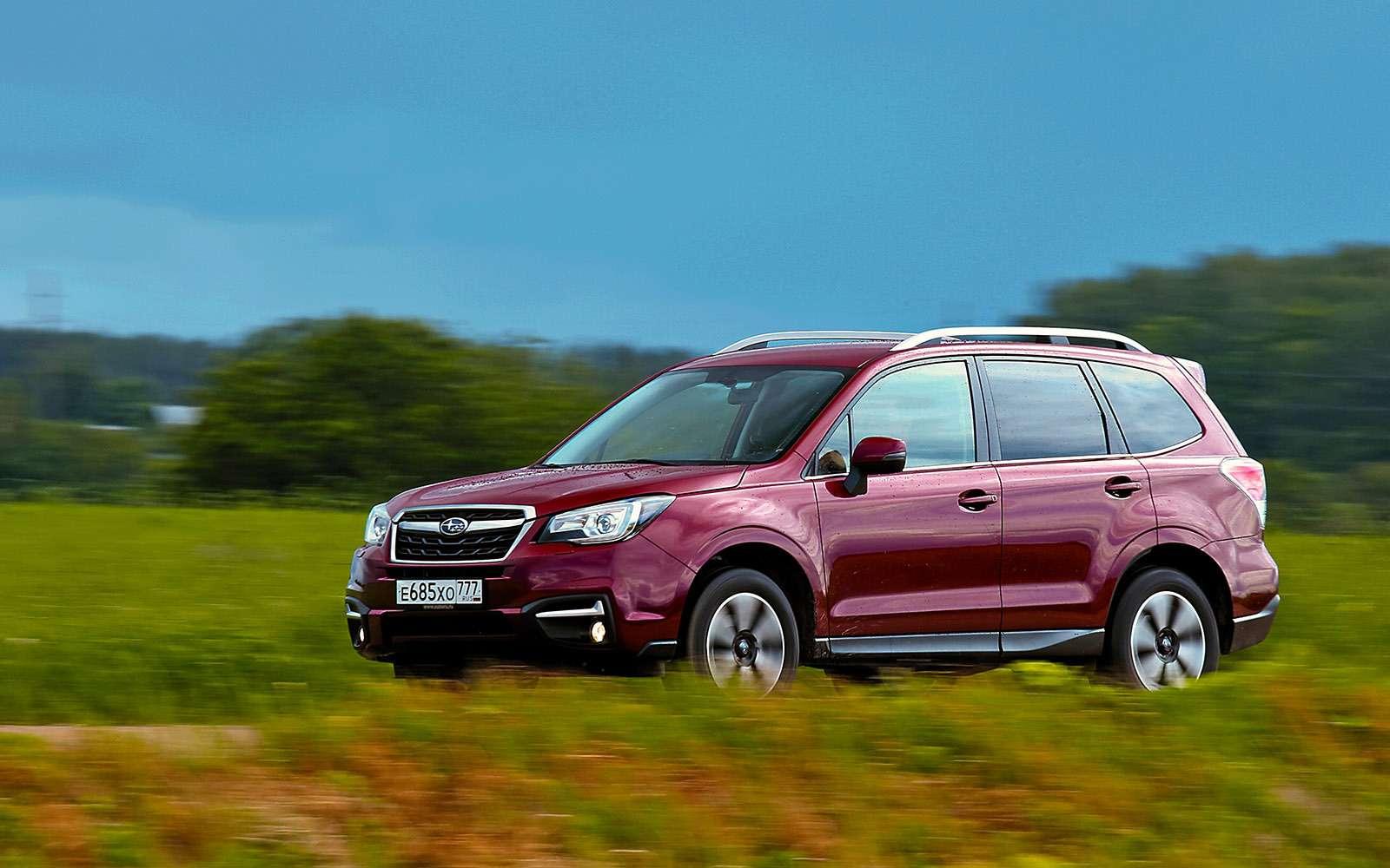 Новый Renault Koleos против конкурентов: буржуа, лесник иленивец— фото 780174