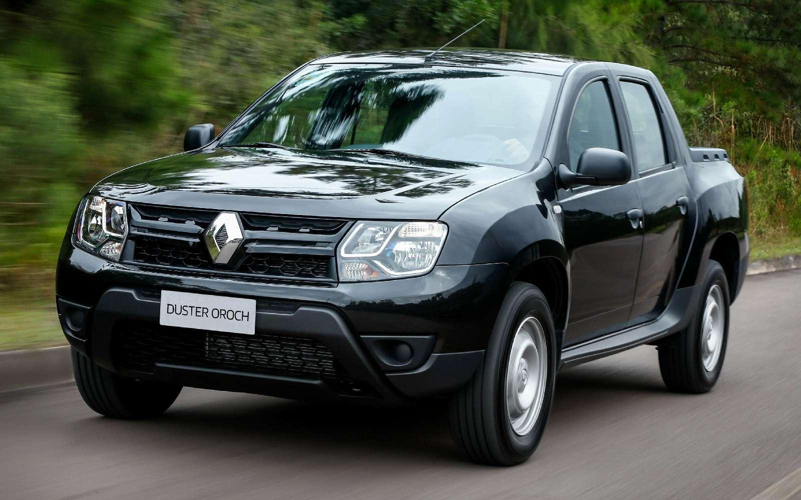 Renault Duster длядеревень изолотой молодежи— везите его вРоссию!— фото 769501
