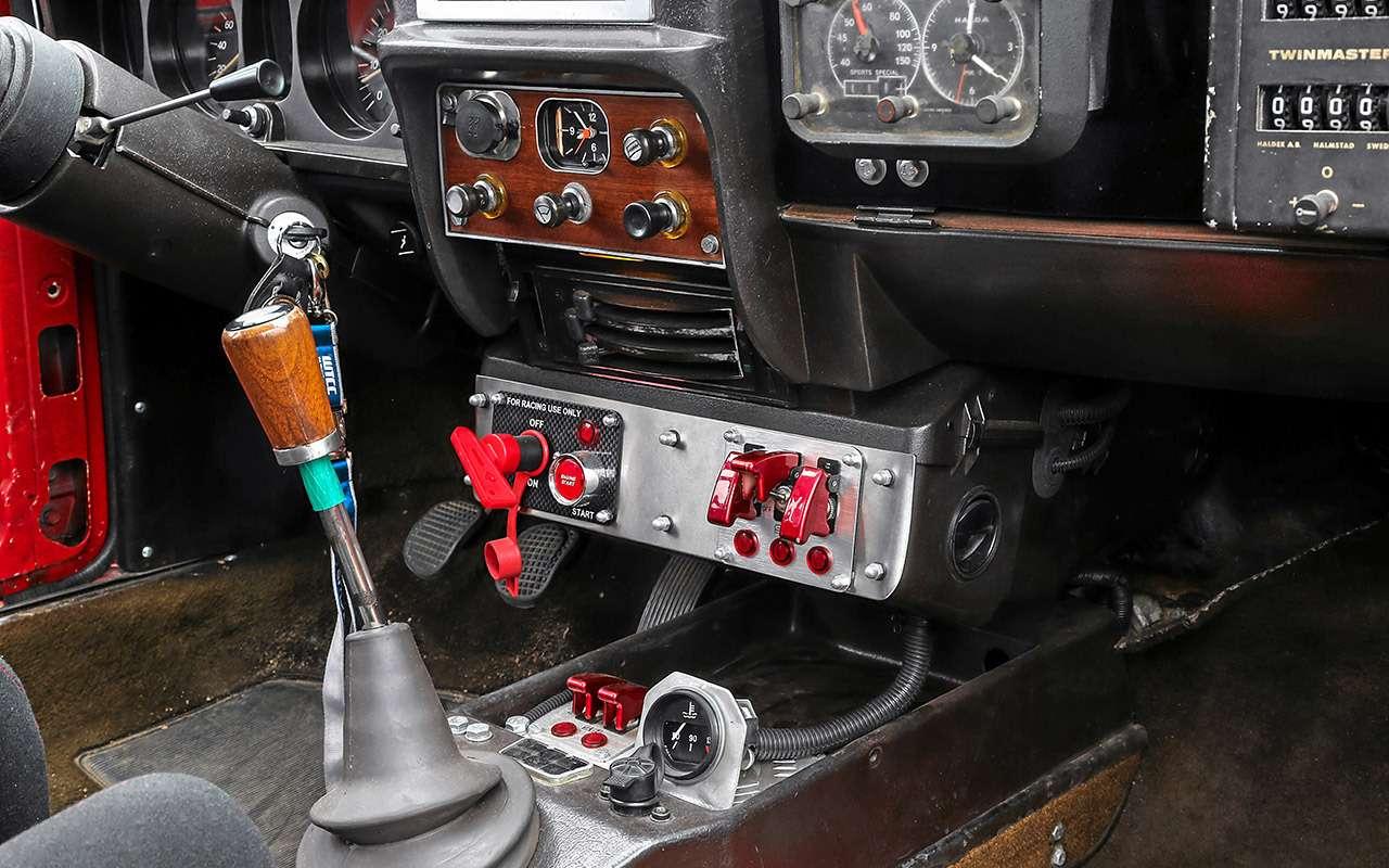 Прекрасная итальянка: ретротест купе Lancia Beta— фото 1116975