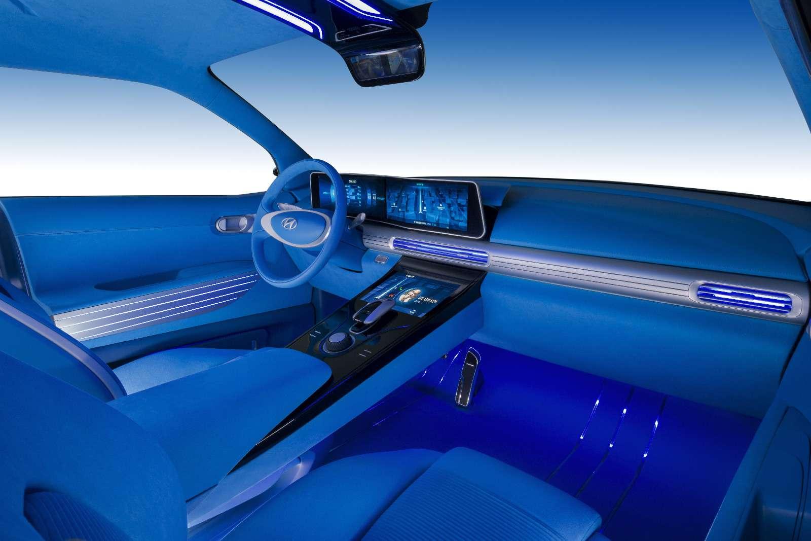 Олимпийский резерв: Hyundai FEFuel Cell станет серийным в2018 году— фото 717605